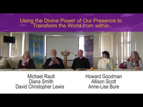 Gnostic Wholistic Festival Panel of Experts 1 July 2016