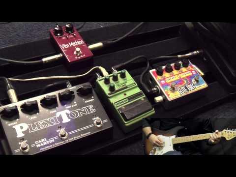 Jimi Hendrix Sounds - Pedalboard Review