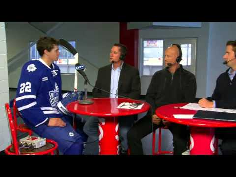 Marlies Media Day: Joe Colborne