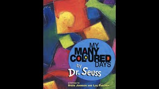 Storytime: My Many Coloured Days by Dr Seuss