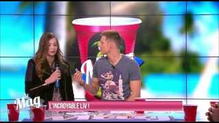 Repeat youtube video Liv The Voice 3, NRJ 12, Le Mag,