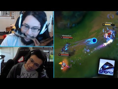 """Imaqtpie Encounters an Obvious SCRIPTER..! 