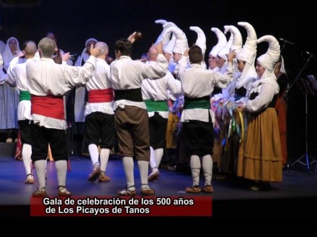 500 Años bailando con los  Picayos de Tanos