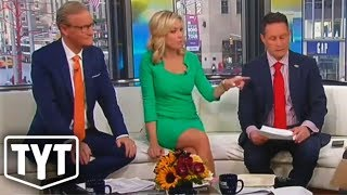 Fox And Friends Cry About Bernie Sanders