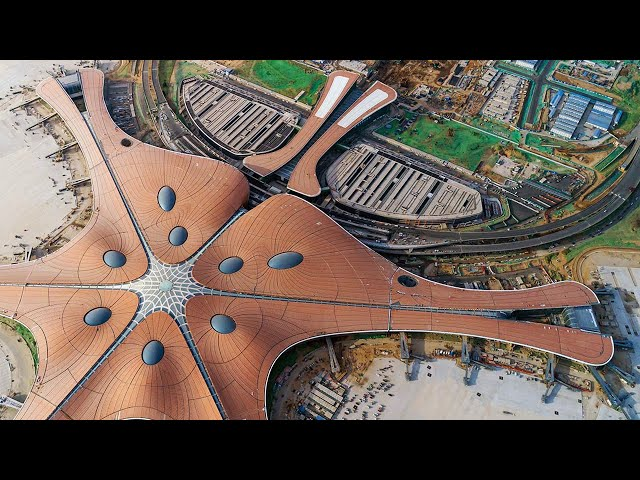 Building China's $12BN Mega Airport