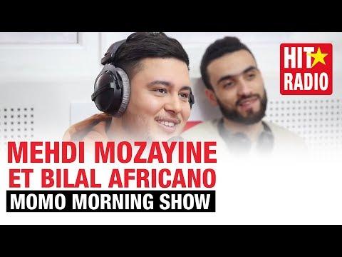 MEHDI MOZAYINE ET BILAL AFRICANO NOUS EXPLIQUENT LES PAROLES DU HIT SIRI