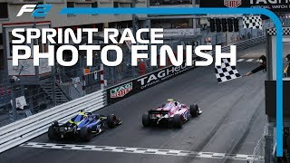 Photo Finish in Formula 2! | 2019 Monaco Grand Prix