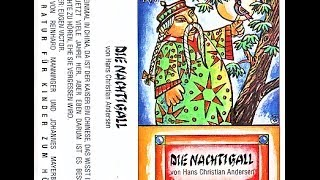 Die Nachtigall von Hans Christian Andersen