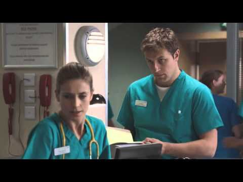 Casualty Series 27 Ep5 Preview - Blast from the past