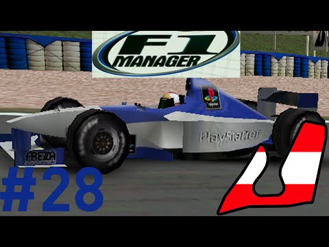 F1 Manager: Minardi Manager Career - Part 28 - Austria