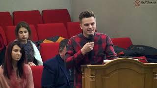 Свидетельство миссионера из Черновцов – Денис, свидетельство, Карьерная 44