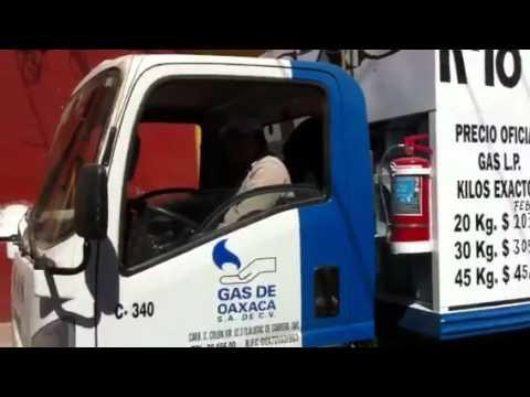 Gas de Oaxaca