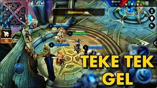 KORKMA TEKE TEK GEL | Strike of Kings