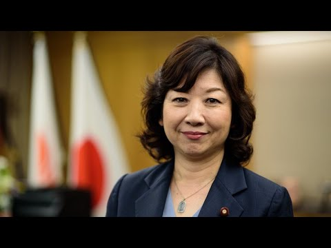 Meet the Lawmaker Who May Become Japan's First Female Premier