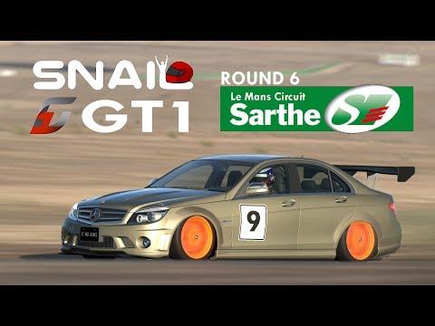 [GT6] SNAIL GT1 | Round 6 | Le Mans