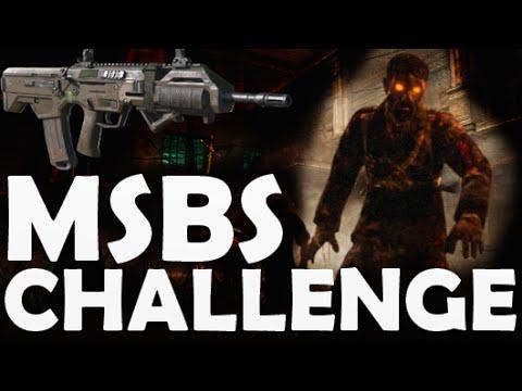 ... Zombies Challenge! Verruckt CoD BO1 Gun Mod Gameplay - YouTube