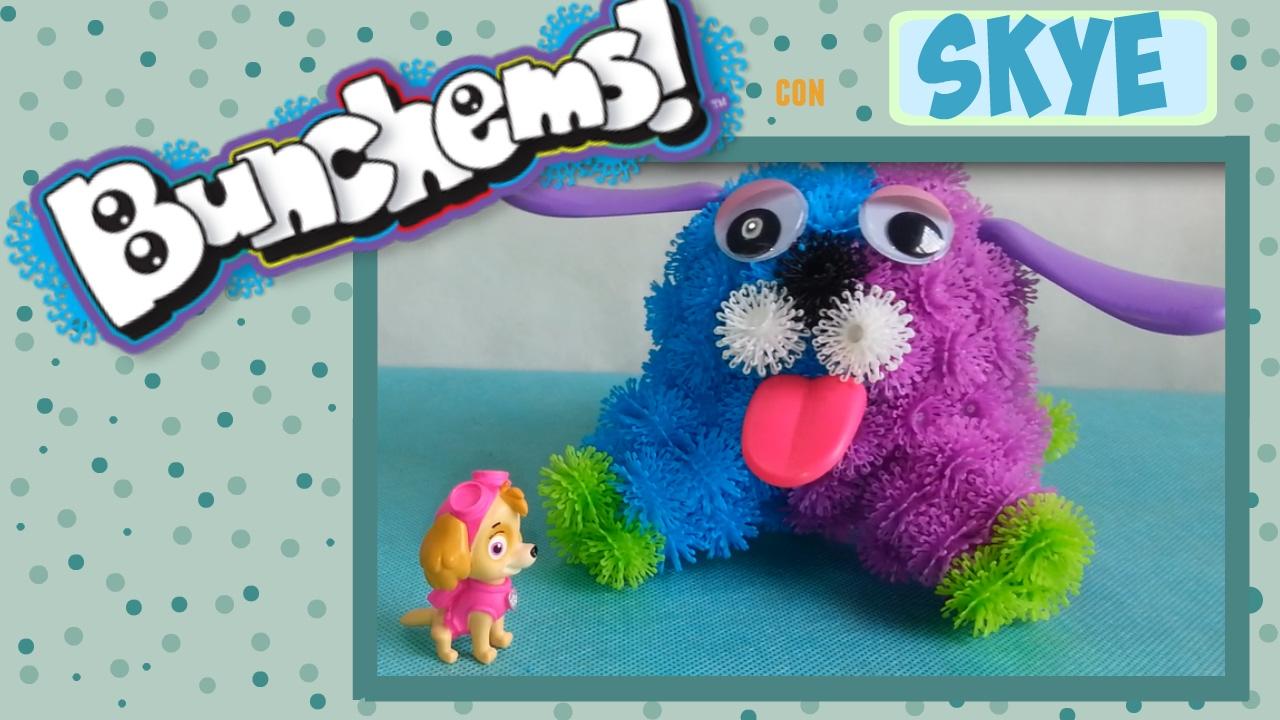 Bunchems perrito con movimiento en espa ol v deo de - Que colores pegan ...