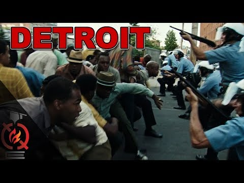 Detroit (2017) | Based on a True Story