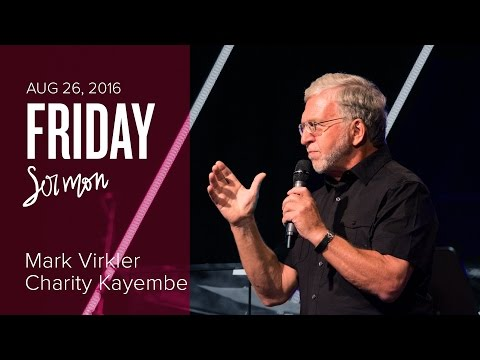 Hearing God Through Your Dreams - Mark Virkler & Charity Kayembe (Friday, 9 Sep 2016)