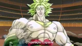 Broly vs Younger Toguro