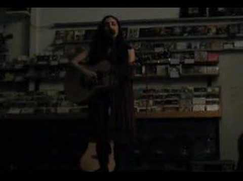 Thinking of You - Marissa Nadler live at Other Music