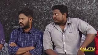 Munishkanth Speech | Seyal Press Meet | Siddharth Vipin
