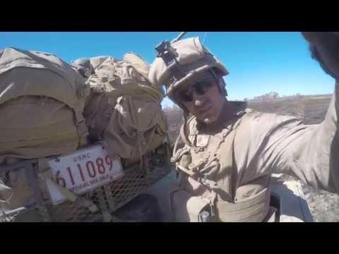 31st MEU LAR platoon 2015