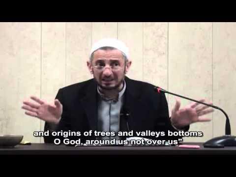 16- Rain Prayer | Al-Shafi