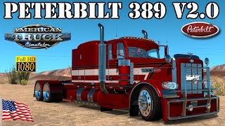 ATS Mods - Peterbilt 389 Modified V2.0
