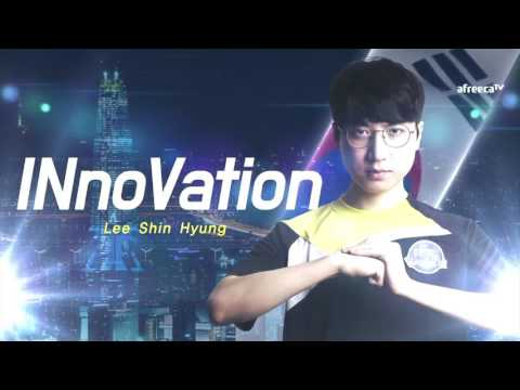 [GSL vs. the World 2017] Day3 Ro.4 Match1 Stats vs INnoVation