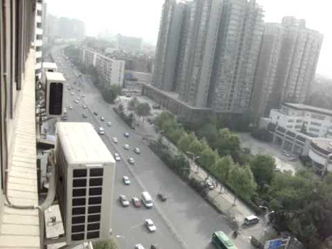 China from above-Wuhan,Hankou 武汉,汉口