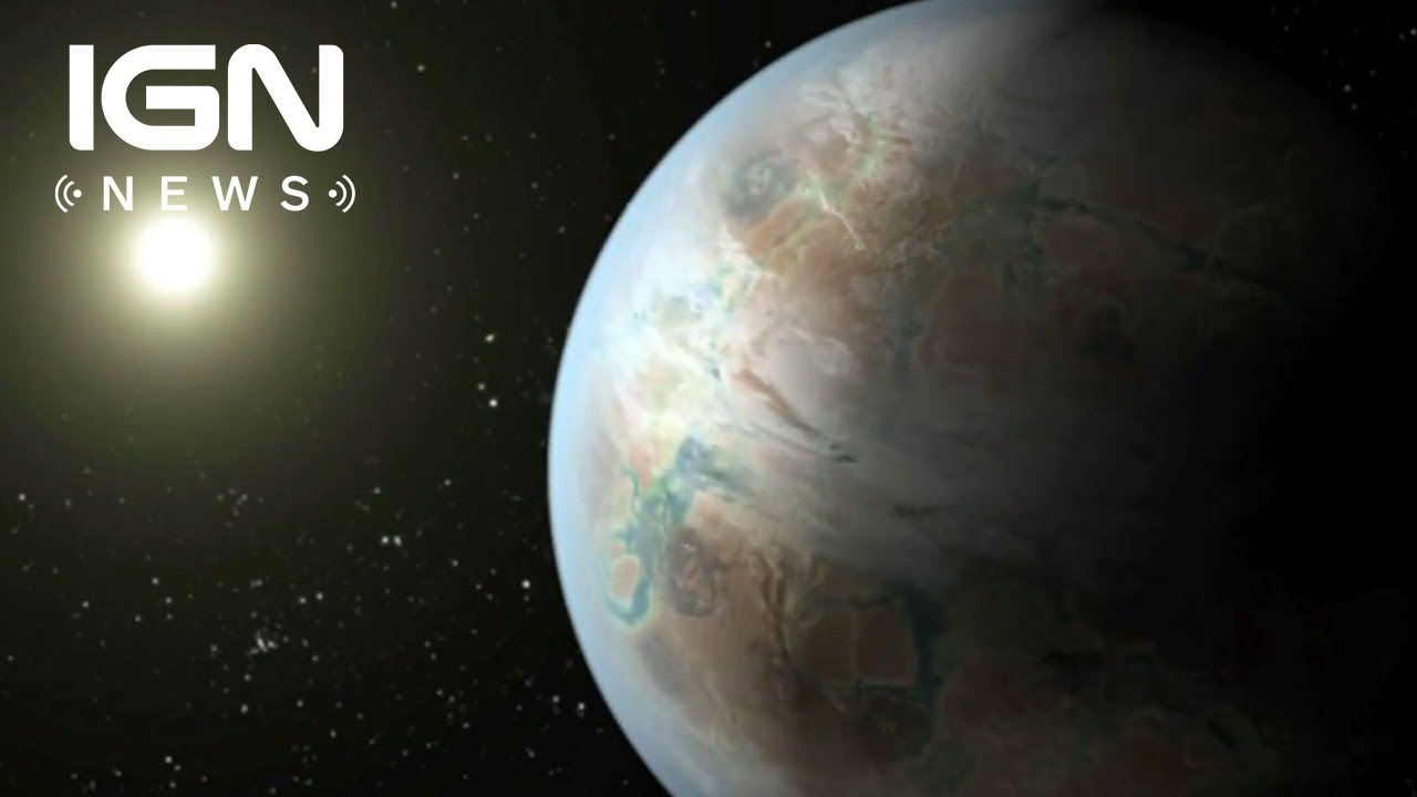 Nasa Discovers Earth Like Planet And It Could Have Life