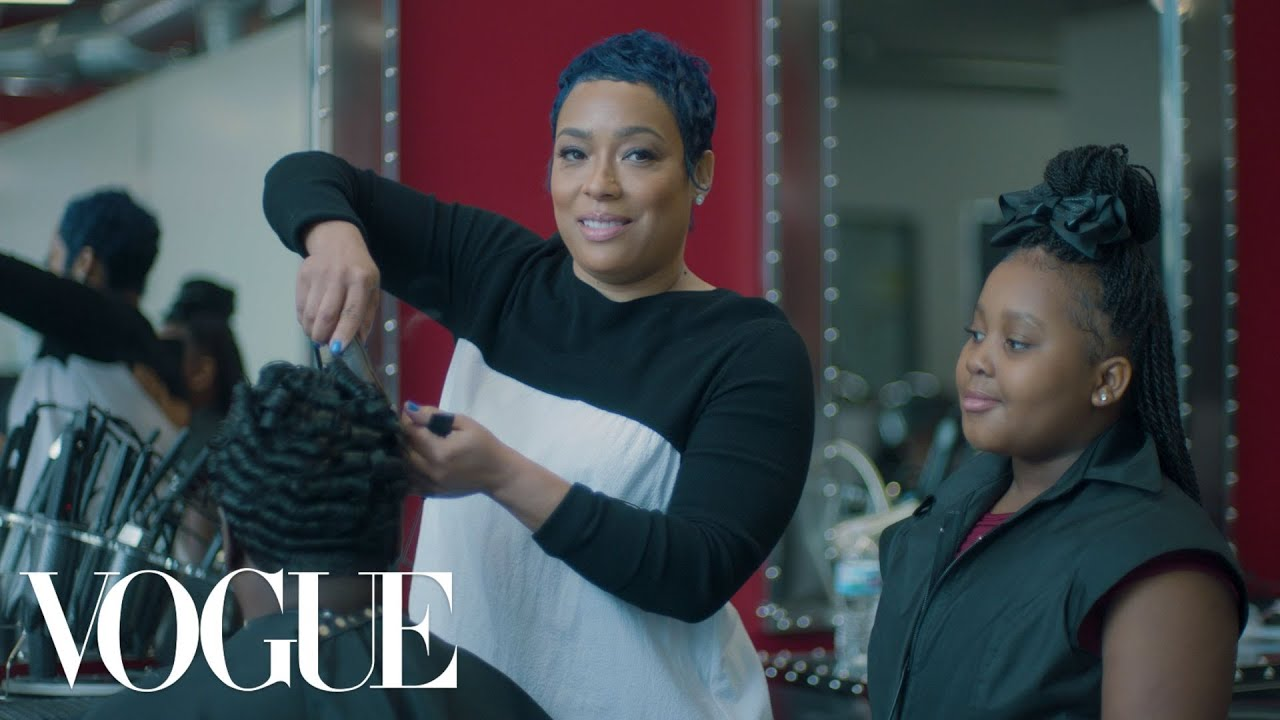 The Hair Queens of Chicago | American Women | Vogue