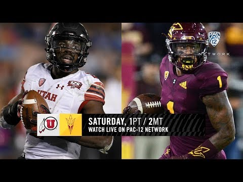 Utah-Arizona State football game preview