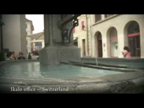 Ikalo real estate agency Switzerland office video