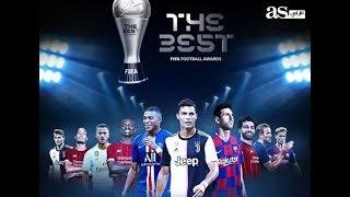 افضل مهارت نجوم كرة القدام في العالم  2019/2020