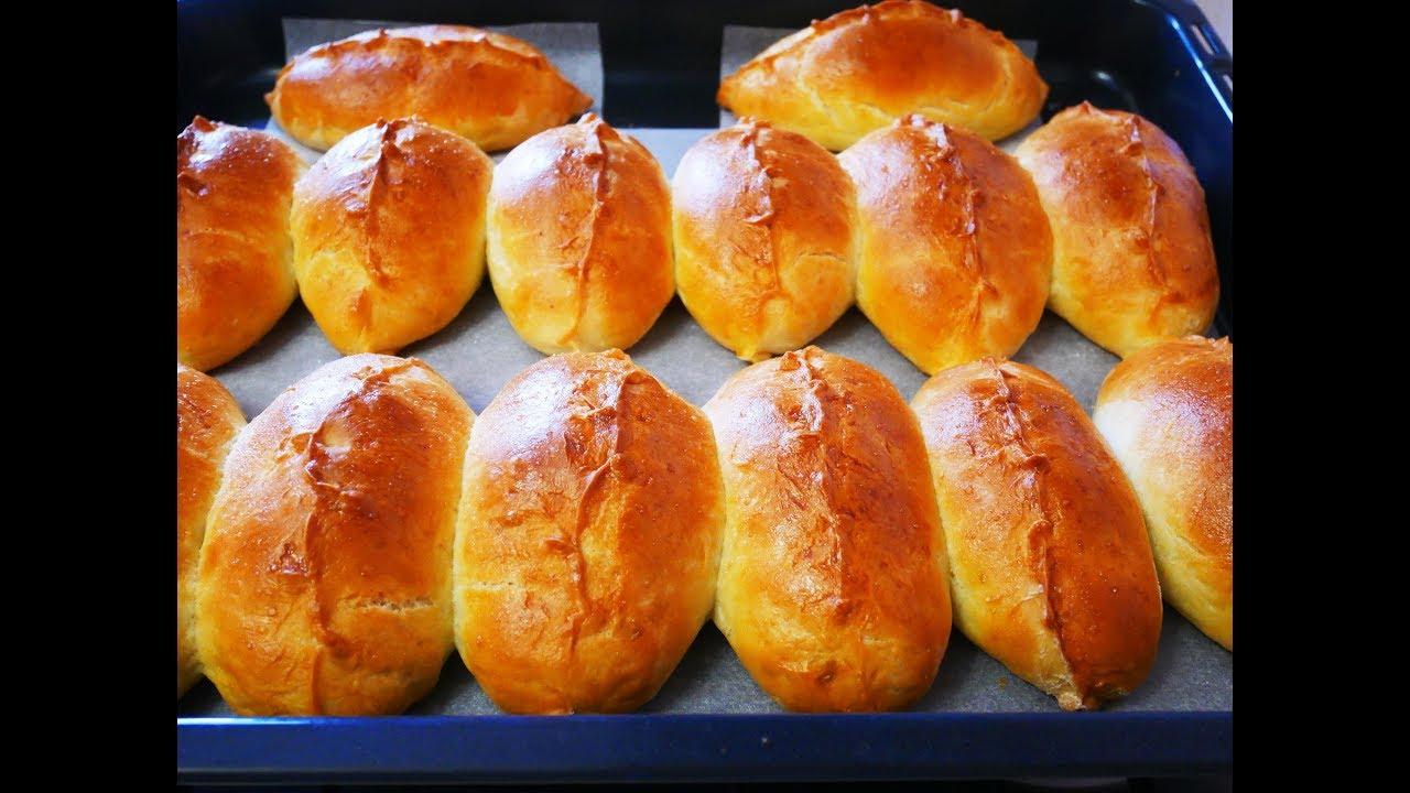 кефире на для мягких Тесто пирожков