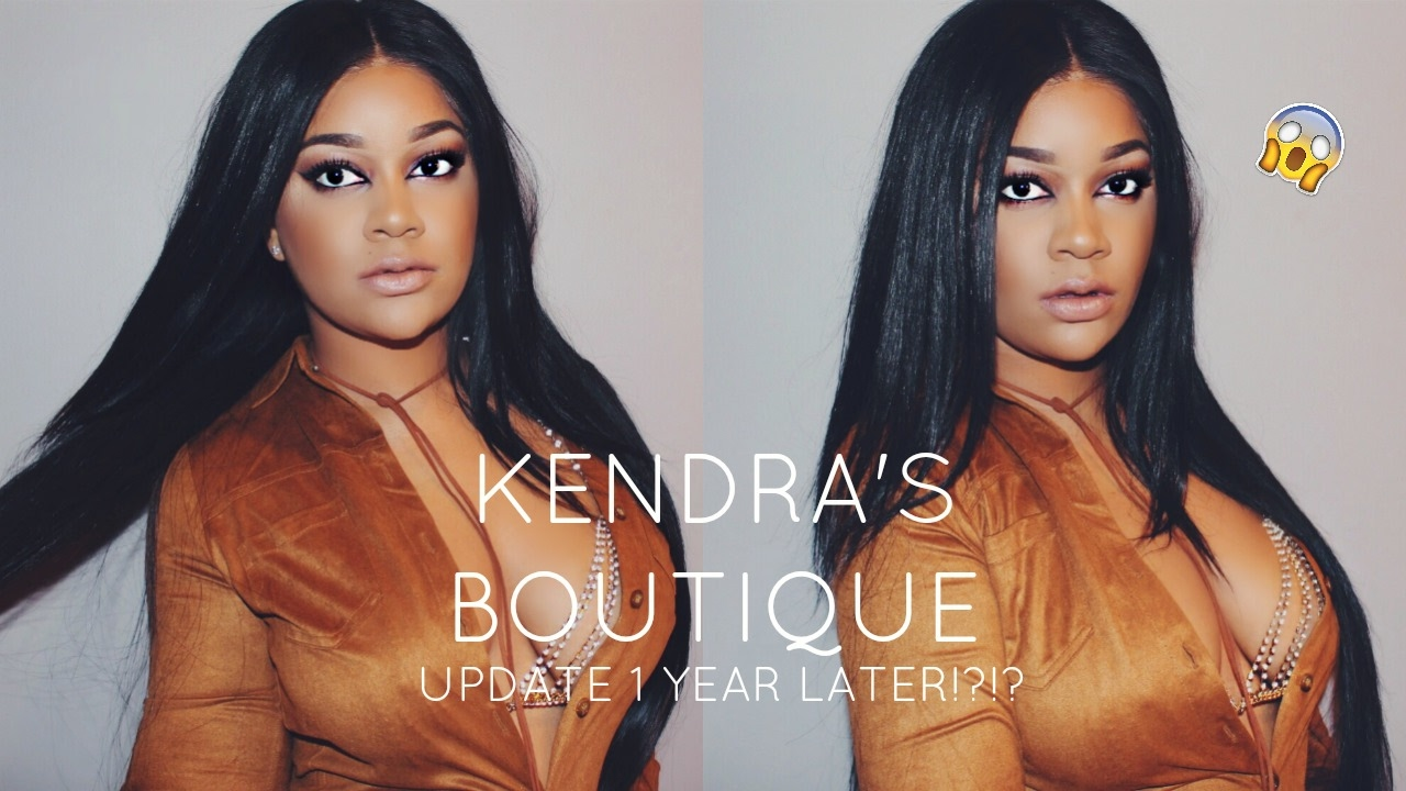 Kendra S Boutique Updated Review W Frontal 1 Yr Later