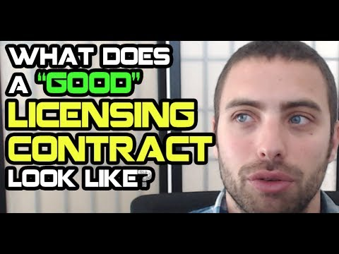 """What Does A """"Good"""" Music Licensing Contract Look Like?"""