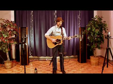Sky Smeed Live at Kansas Public Radio Hanging On   Drive All Night 020618