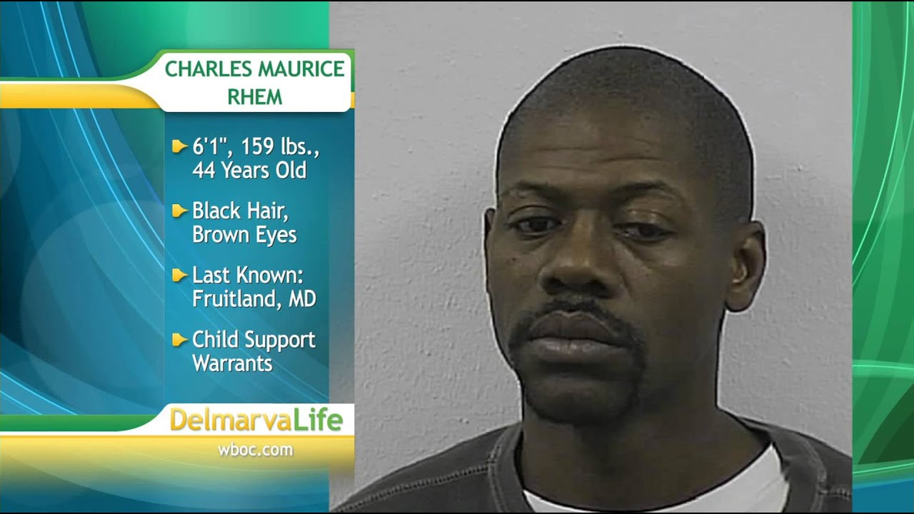 Delmarva's Most Wanted - May 4, 2015