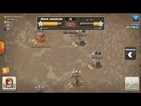 Base war th 8 anti naga level 3 dan naga level 4