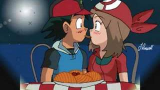 ash and may s first date