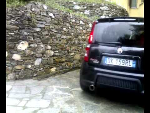 fiat panda 100 hp sound ragazzon youtube. Black Bedroom Furniture Sets. Home Design Ideas