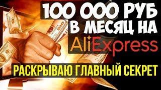 партнёрская программа Aliexpress