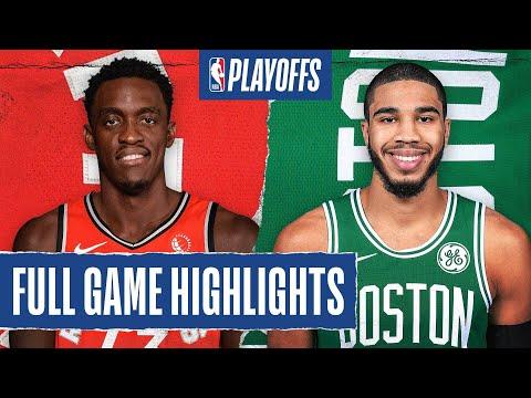 Boston Celtics vs Toronto Raptors | September 5, 2020
