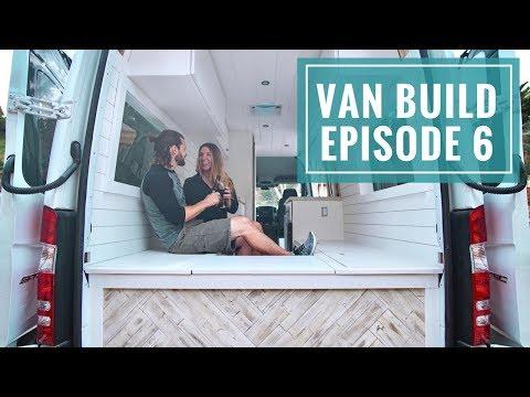 VAN BUILD SERIES (Ep. 6): Sprinter Van Build Updates