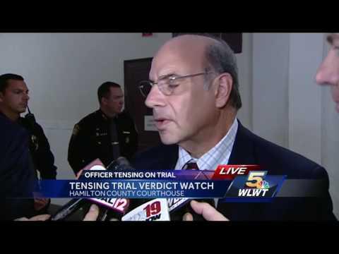 Al Gerhardstein, civil rights attorney, addresses Ray Tensing jury question