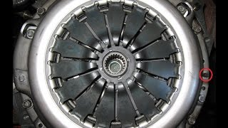 How to properly install a clutch and pressure plate