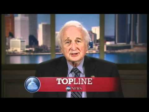 Sander Levin: 'I Want to Run Again'